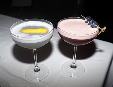 Cocktails - Atlantis Steakhouse - Reno, Nevada - photos by Luxury Experience