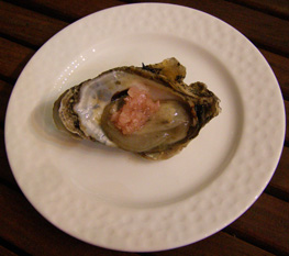 Eastern Oyster  - Photo by Luxury Experience