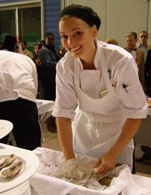 Chef Laura Allen - Photo by Luxury Experience