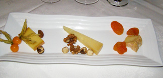 Artisan Quebec Cheeses- Aux  Truffes Restaurant, Mont-Tremblant, Canada - Photo by Luxury Experience