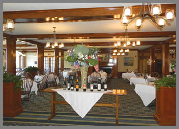 The Point Restaurant - Black Point Inn, Maine - Photo by Luxury Experience