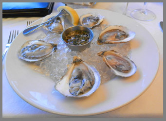 Damariscotta Oysters - Black Point Inn, Maine - Photo by Luxury Experience