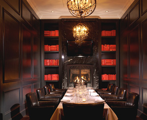 Private Dining Room - Ballo Italian Restaurant and Social Club, Mohegan Sun