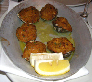 Baked Clams - Ballo Italian Restaurant and Social Club, Mohegan Sun - Photo by Luxury Experience