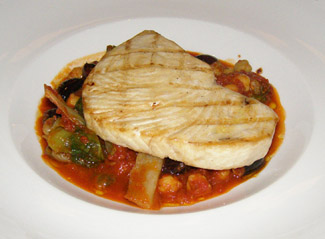 Swordfish - Ballo Italian Restaurant and Social Club, Mohegan Sun - Photo by Luxury Experience