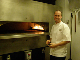 Chef Matthew Adler of Ballo Italian Restaurant and Social Club, Mohegan Sun - Photo by Luxury Experience