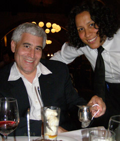 Edwad Nesta and Francis Medina - Ballo Italian Restaurant and Social Club, Mohegan Sun - Photo by Luxury Experience