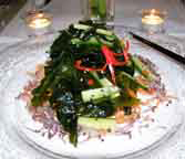 Baltic Sushi Bar at Grand Hotel Heiligendamm - Salad