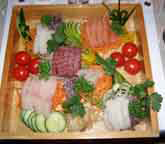 Baltic Sushi Bar at Grand Hotel Heiligendamm - Sashimi