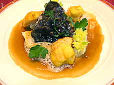 BistroRestaurant Braised Veal Cheeks