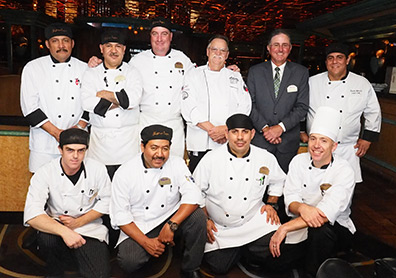 Bistro Napa Chefs - Atlantis Casino Resort Spa - photo by Luxury Experience