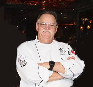 Chef Clayton Slieff - Atlantis Casino Resort Spa - photo by Luxury Experience