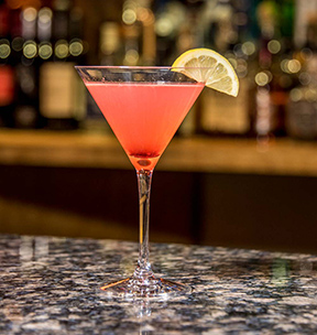 Cotton Candy Martini - Atlantis Casino Resort Spa - Reno, Nevada