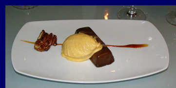 Chocolate Oaxaca - Blanca Blue Restaurant and Lounge - photo by Luxury Experience