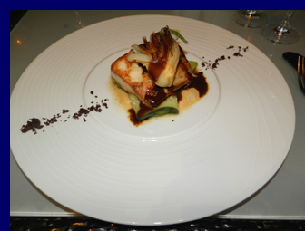 Roasted Mahi-Mahi - Blanca Blue Restaurant and Lounge - photo by Luxury Experience