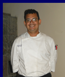 Sous Chef Refugio Silva - Blanca Blue Restaurant and Lounge - photo by Luxury Experience