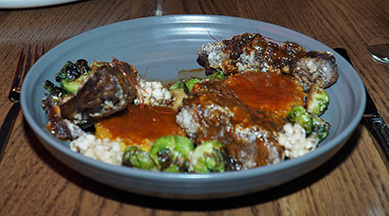 Beef Rendang - The Boathouse - Kennebunkport, ME- photo by Luxury Experience