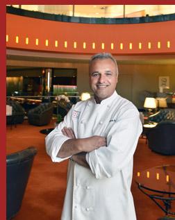 Chef Franck Deletraine - Brasserie 8 1/2 - New York, NY