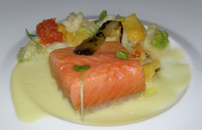 Campton Place Restaurant - Artic Char