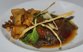 Campton Place Restaurant - Beff Short Ribs