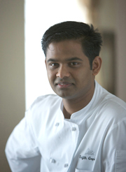 Executive Chef Srijith Gopinathan