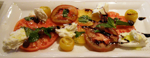 Caprese Salad - Cavalli Ristorante & Bar, Montreal, Canada - Photo by Luxury Experience