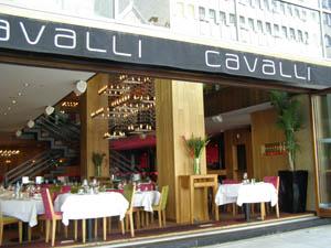 Luxury Experience Cavalli Ristorante And Bar Montreal