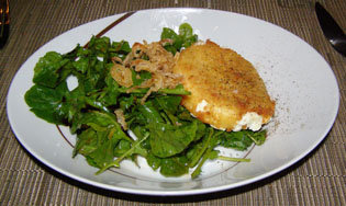 Arugula Salad - Tuscan Grille, Celebrity Cruises - Eclipse - photo by Luxury Experience