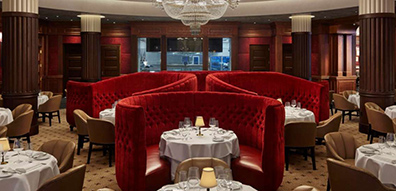 The Chandler Steakhouse - MGM Springfield, MA