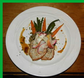 Pork Medallions - Photo By Luxury Experience