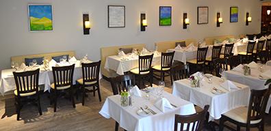 Claude's Restaurant - Southampton Inn, Southampton, NY, USA