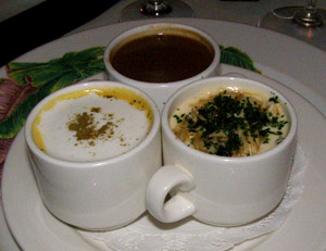 Soup 1-1-1  - Commander's Palace, New Orleans, Louisiana -photo by Luxury Experience