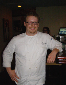 Chef Michael Stoltzfus of Coquette Bistro Wine Bar, New Orleans, Louisina, USA - Photo by Luxury Experience