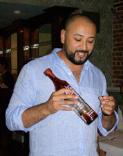 Jaime Salas with Milagro Tequila - Coquette Bistro Wine Bar, New Orleans, Louisina, USA - Photo by Luxury Experience