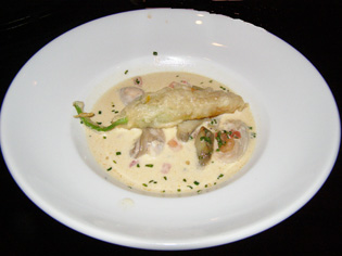 Oyster Stew - Coquette Bistro Wine Bar, New Orleans, Louisina, USA - Photo by Luxury Experience
