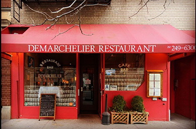 Demarchelier Restaurant Bar - Ny, NY, USA