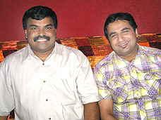 devi Chef Hemant Mathur adn Ched Suvir Saran