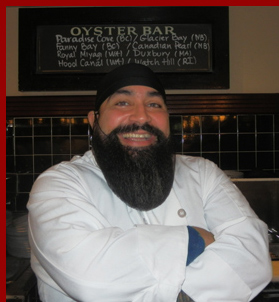 Executive Chef Cesar Torres - Docks Oyster Bar and Grill, NYC - photo by Luxury Experience