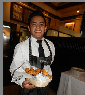Oyster Fritters -  Docks Oyster Bar and Seafood Grill - NY, NY, - photo by Luxury Experience
