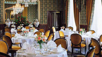 The Earl of Thomond Restaurant, Dromoland Castle Hotel & Country Estate, County Clare, Ireland - Dining Room