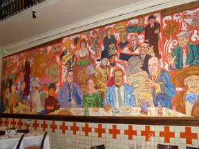 Luxury experience restaurante el mural de los poblanos for El mural restaurante puebla