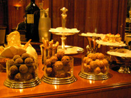 first floor, Berlin, Germany, Hotel Palace Berlin - Dessert Trolley