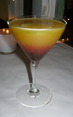 Fluke Sunrise - Fluke Wine, Bar and Kitchen, Newport, Rhode Island, USA - Photo by Luxury Experience