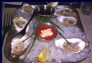 Fresh Oysters at Fresh Salt Restaurant - Photo by Luxury Experience
