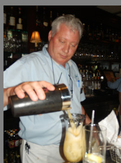 Peter Marshall - Bar Manager - Fresh Salt - Saybrook, CT - photo by Luxury Experience