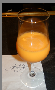 Creamy Orangello - Fresh Salt - Saybrook, CT - photo by Luxury Experience