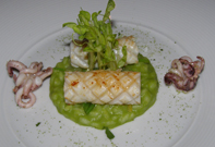 Gabriele Restaurant, Berlin, Germany - Calamari