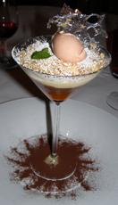 Dessert - Gabriele Restaurant, Hotel Adlon Kempinski, Berlin, Germany