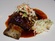 Greg's Steakhouse, Hamilton, Bermuda - Short Ribs