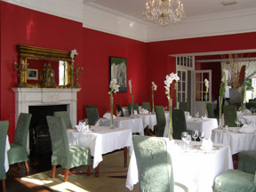 The Harvest Room, Dunbrody Country House Hotel & Restaurant, Co. Wexford, Ireland - Dining Room